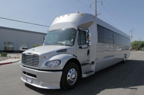 26-32 Passenger Party Bus - Moonlight