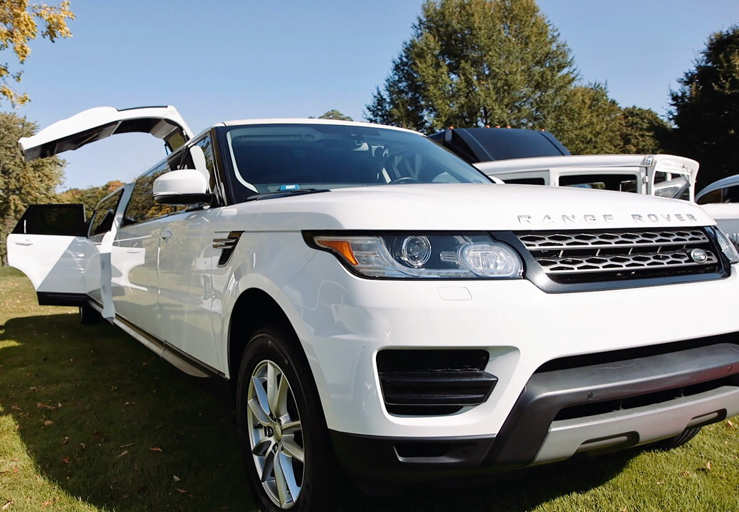 range rover limo bergen county new jersey