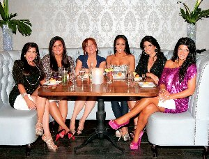 Affordable limo from moonlight limo service for Where do the real housewives of new jersey live