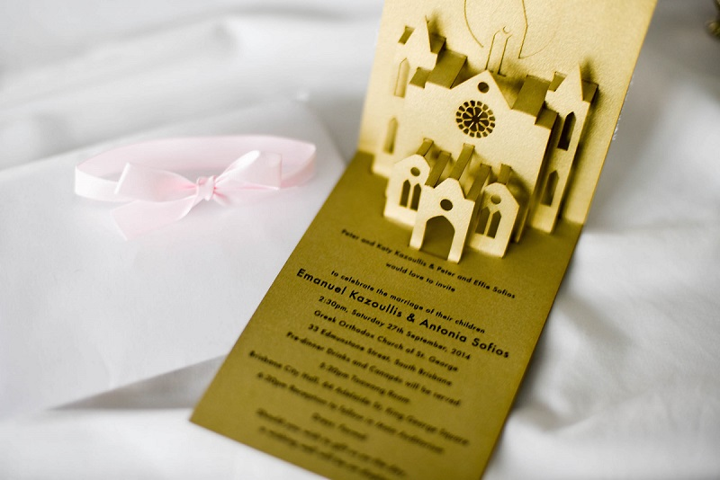 6 unique wedding invitation ideas moonlight With pop up book wedding invitations